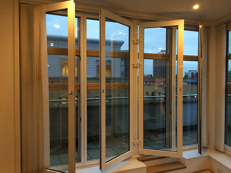 commercial secondary glazing